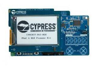 Image of Cypress' PSoC 6