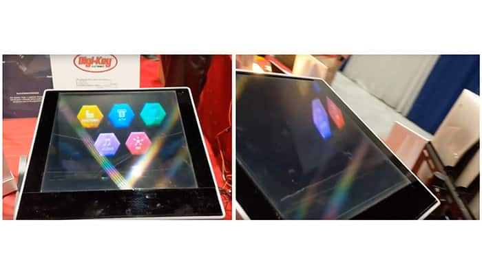 Image of Sensors Expo 2019: Neonode Holographic Touch Control Stops Designers in Their Tracks