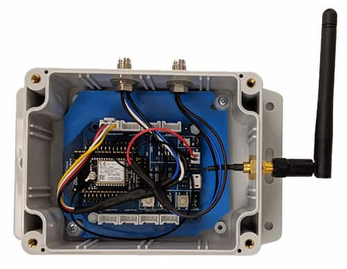 Image of Sensor Evaluation Platform