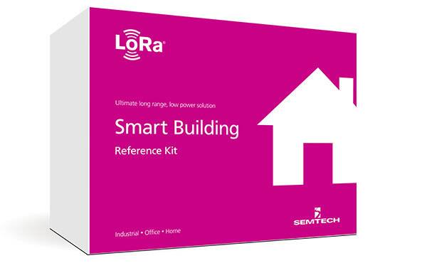 Image of Semtech's LoRa Smart Building Kit